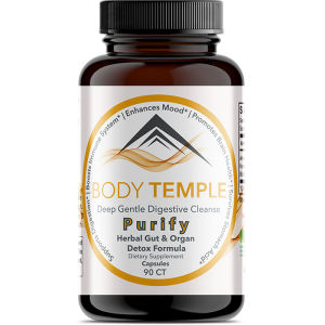 Purify – Herbal Gut & Organ Detox Formula