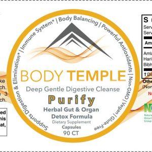 Purify – Herbal Gut & Organ Detox Formula